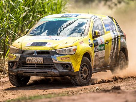Primeira etapa da Mitsubishi Cup teve especiais e rallycross no Autódromo Velo Città
