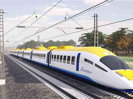 Ferrovia: Consórcio de empresas ganha licitação para eletrificação dos 870 km da Rail Baltica