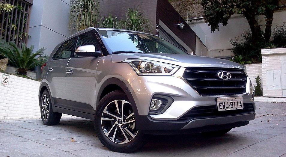 Avaliação: Conforto e solidez são destaques na versão topo de linha do Hyundai Creta