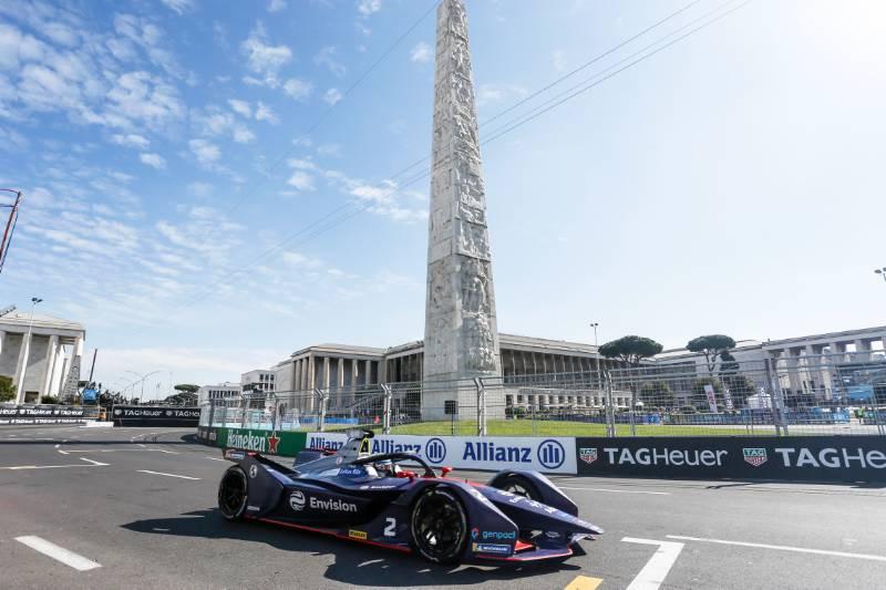 A Fórmula E chega a Roma com duas corridas e um circuito renovado