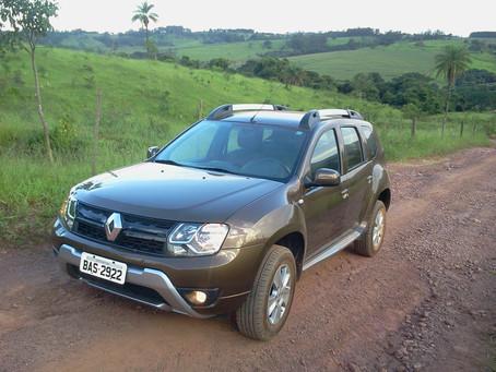 Avaliação: O Renault Duster 2.0 encara uma boa trilha