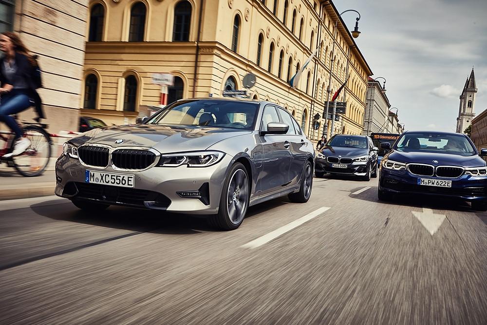 BMW confirma Série 3 híbrido Plug-in no Brasil