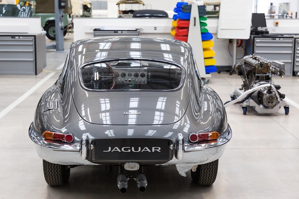 Jaguar Classic Challenge, adiciona Le Mans a sua temporada de eventos