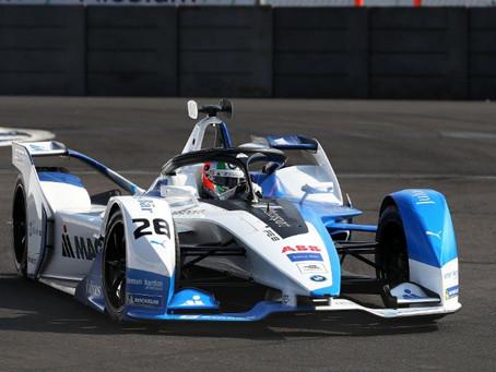 Fórmula E: Félix da Costa da BMW de volta a liderança do campeonato após e-prix da China