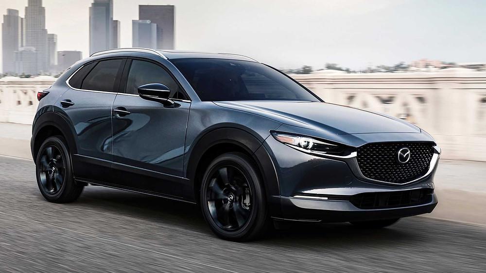 Expressas: Novo Mazda CX 30 2021 com motor 2.5 turbo