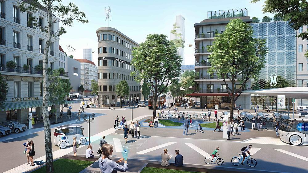 Sede de joint venture entre o BMW Group e a Daimler AG será erguida em Berlim