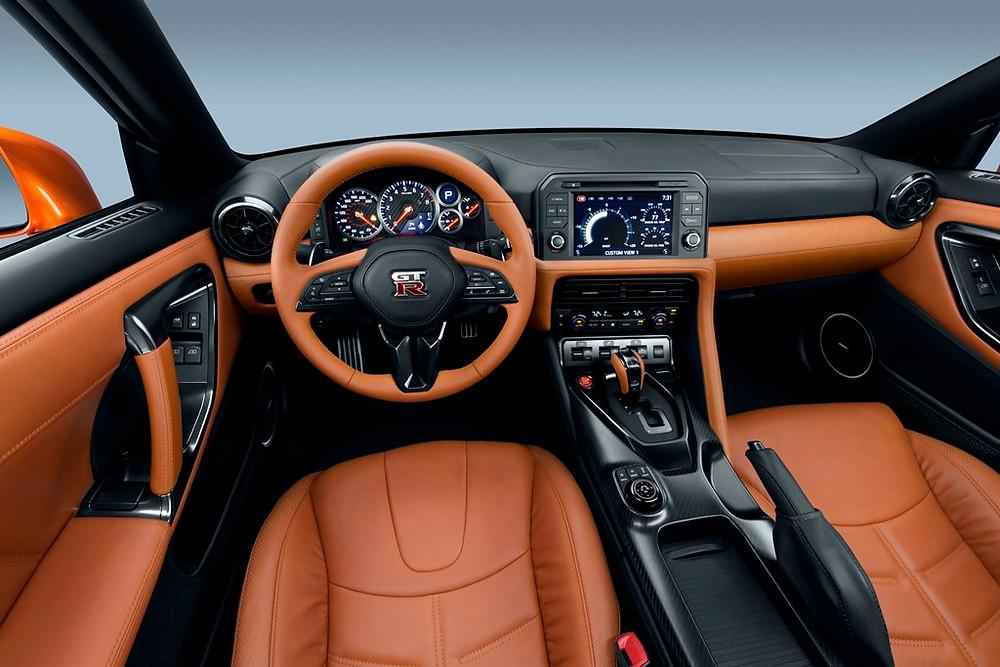 Nova York mostrou o renovado Nissan GT-R