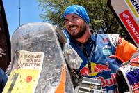 Toby Price e Sébastien Loeb  vencem na segunda etapa do Dakar