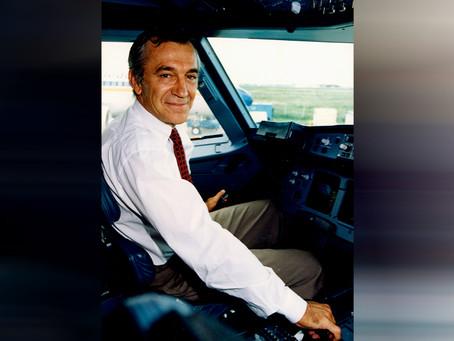 Aviação: Morre Bernard Ziegler, visionário do sistema Fly-By-Wire da Airbus