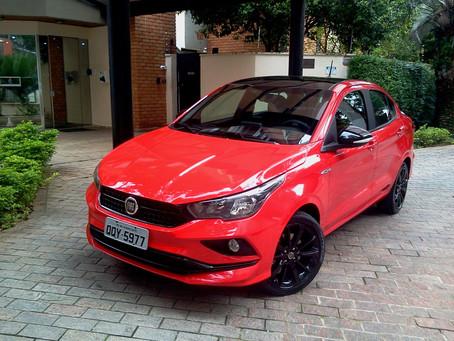 Avaliação: Fiat Cronos HGT trás um toque de esportividade