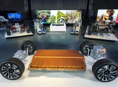 Expressas: GM revela motores para carros elétricos