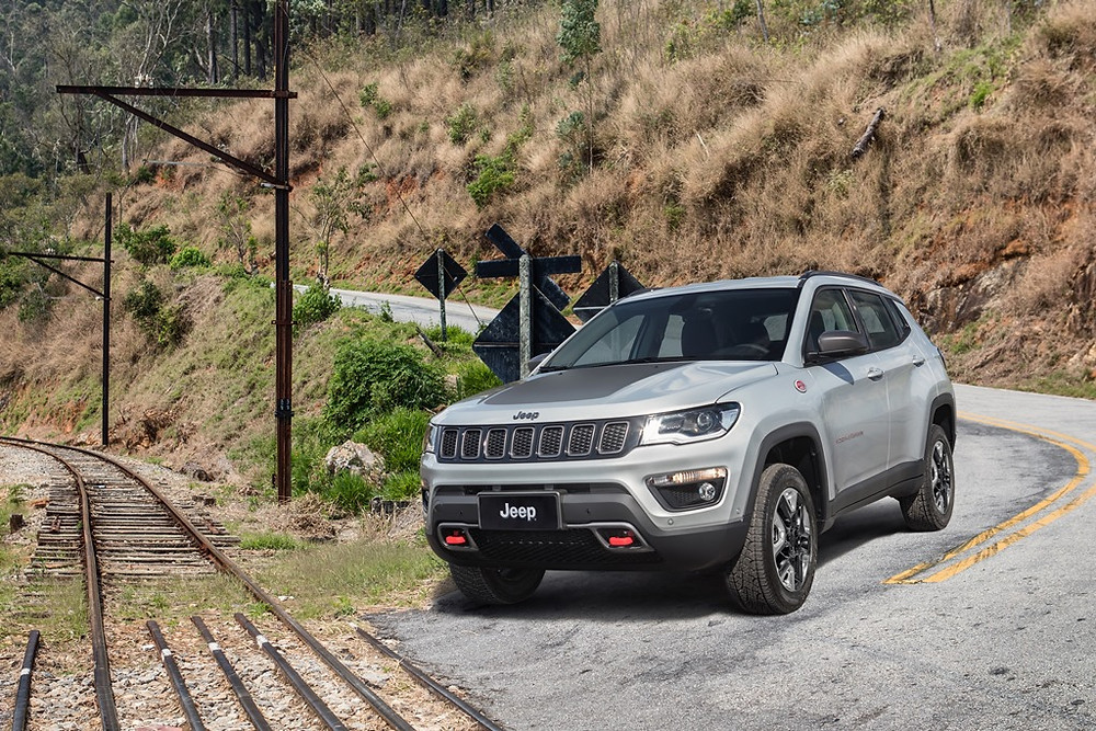 Limited Diesel é a nova configuração do Jeep Compass