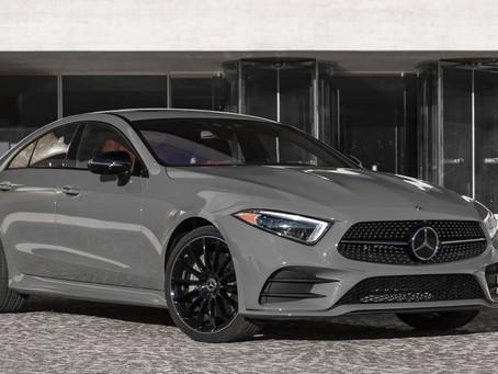 Expressas: Visual renovado para o Mercedes-AMG CLS 2021