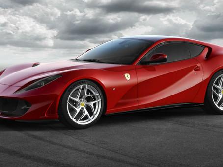 Expressas: Ferrari deverá ter carro 100% elétrico