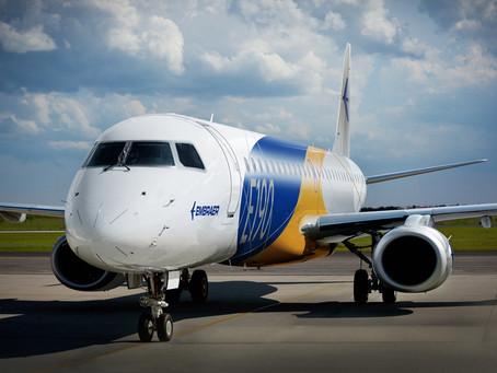 Aviação: Embraer amplia o Programa Pool com a Cobham, da Austrália