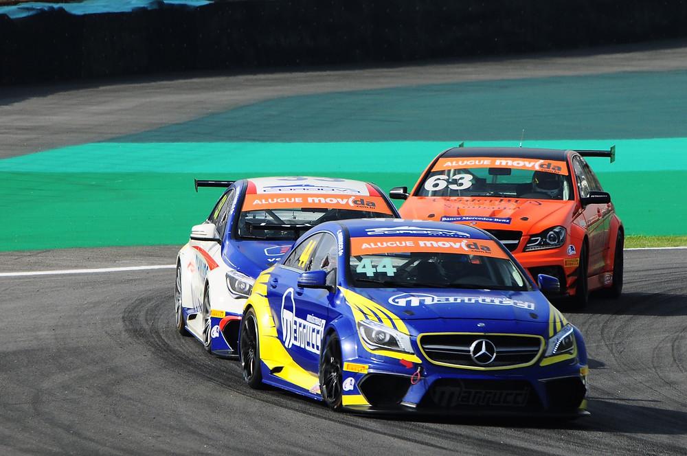 Posições de destaque são definidas na última etapa do Mercedes-Benz Challenge