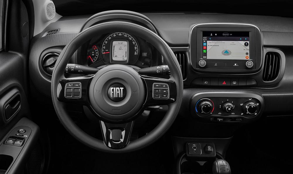 Fiat Mobi 2021 chega com nova versão Trekking