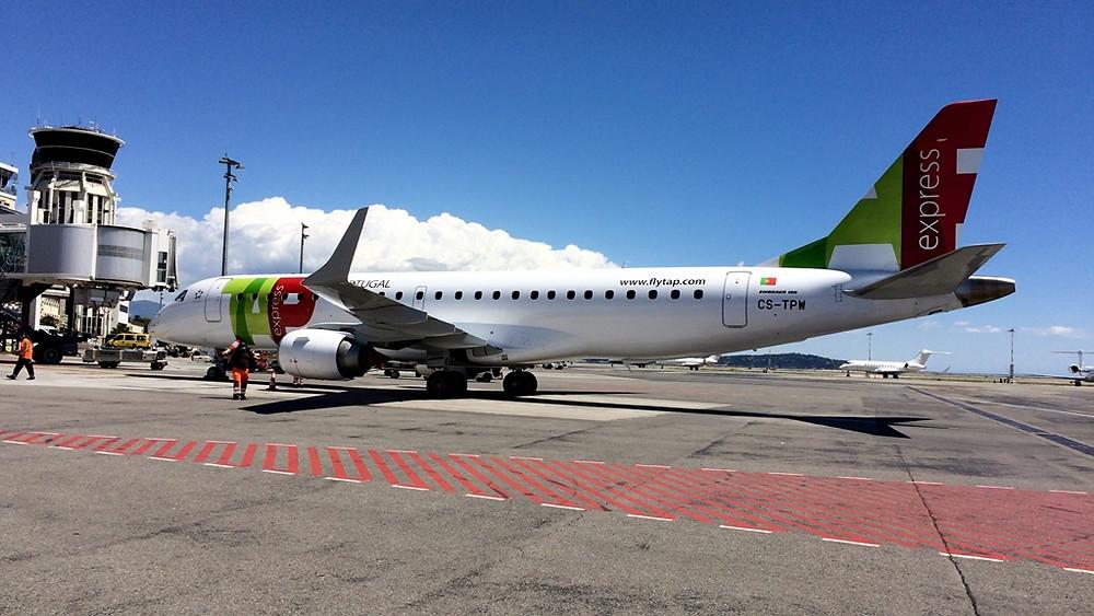 TAP Express é o primeiro operador de E-Jets em Portugal