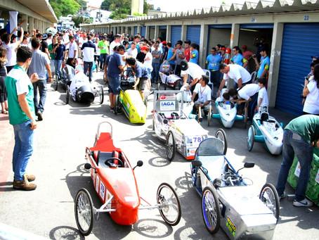 De 23 a 27 de abril alunos do curso de engenharia disputam mais uma edição do Grande Prêmio Petrobra