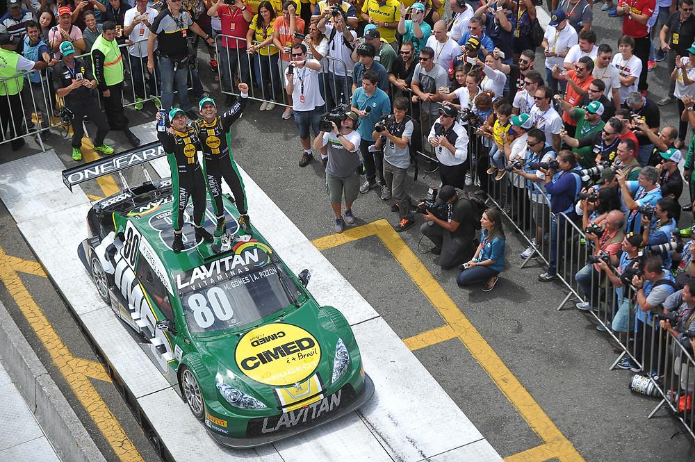 STOCK CAR Allam Khodair/Antonio F. Costa (Full Time Sports)