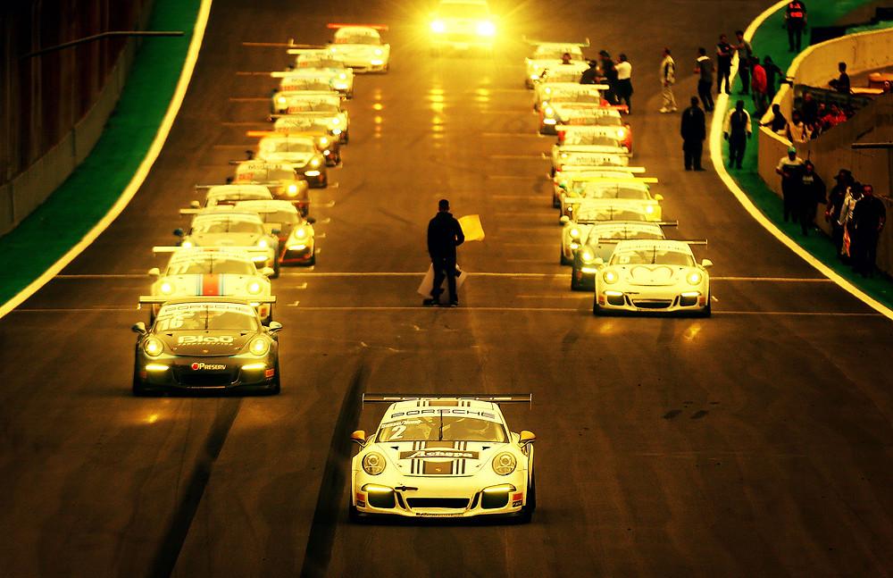 Porsche GT3 Cup divulga novidades para 2016