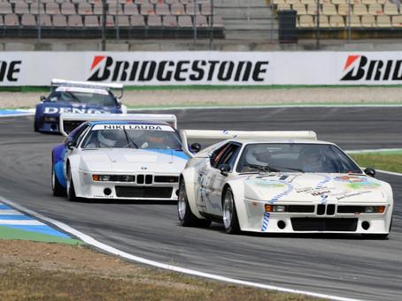 40º aniversário do Campeonato BMW M1 Procar será celebrado em etapa da DTM