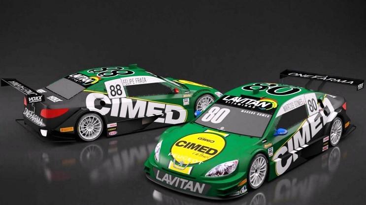 Campeã da Stock Car, Voxx Racing Team divulga suas cores para 2016