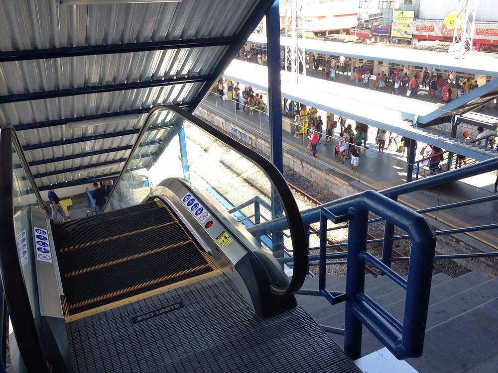 SuperVia conclui modernização da estação Madureira