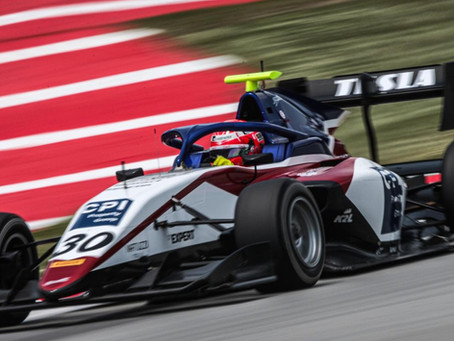 F3: Com apenas 5 voltas nos treinos, Enzo Fittipaldi começa 2021 largando da 18ª posição