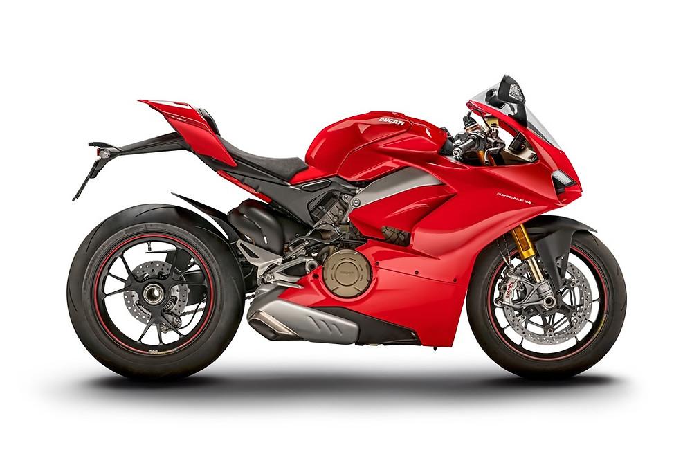 Ducati apresenta sua nova superesportiva fabricada no Brasil