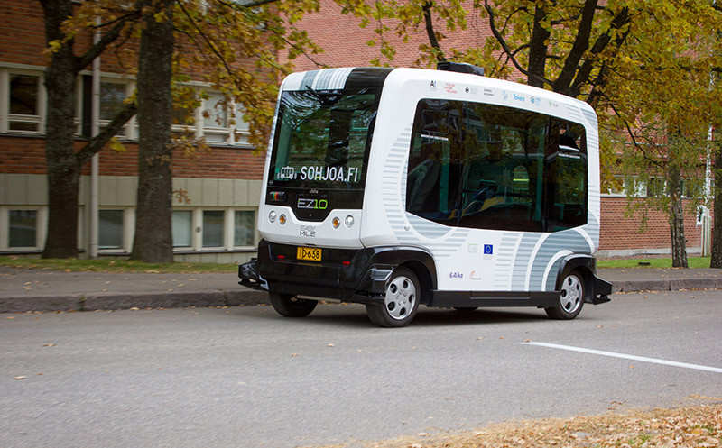 Alstom investe em sua participação na empresa de veículos elétricos autónomos, Easy Mile