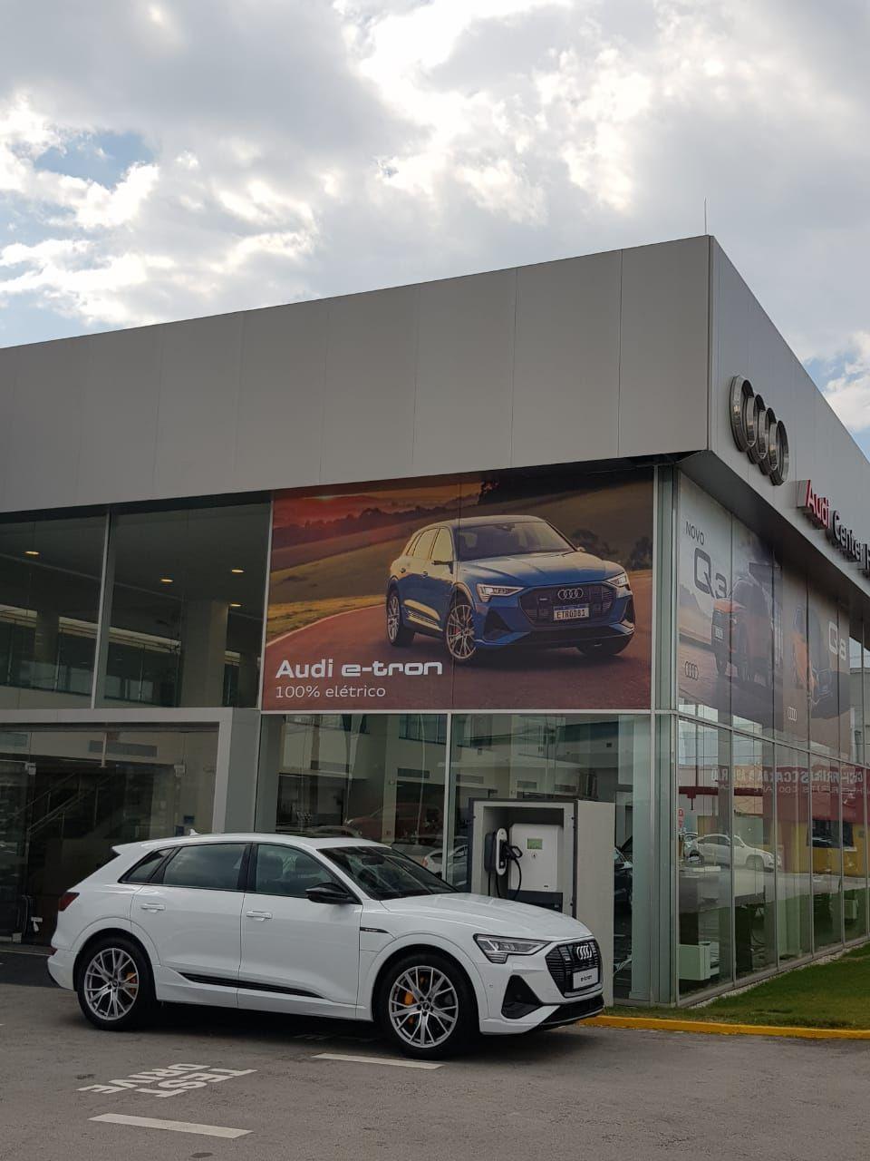 EDP fornece equipamentos de recarga rápida para 14 concessionárias da Audi em 10 estados brasileiros