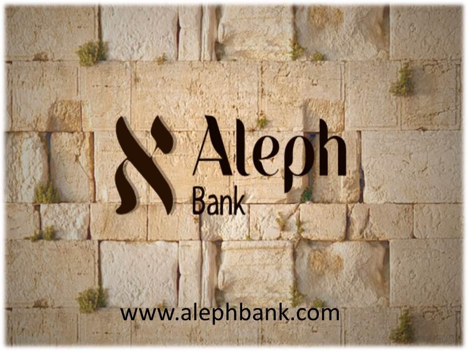 Aleph Bank - O seu banco digital simplificado