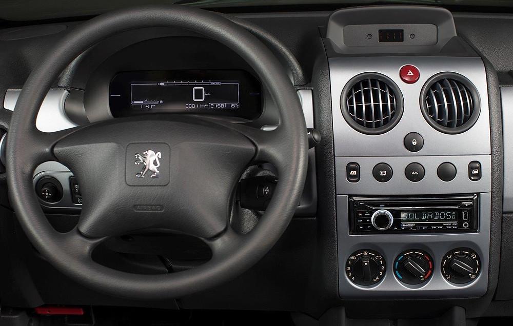 Modelo 2019 da Peugeot Partner chega com motor 1.6 16V Flex, com 122 cv