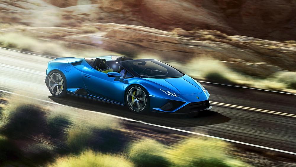 Lamborghini fecha 2020 com 7.430 carros entregues globalmente