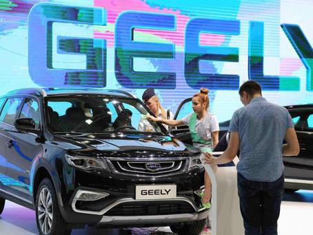 Expressas: As fortes participações acionárias do cada vez mais global Grupo Geely