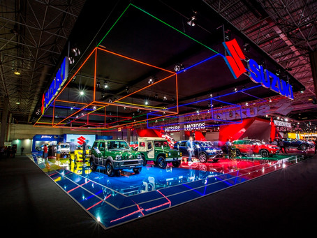 Suzuki mostra os renovados modelos de sua linha no Salão do Automóvel