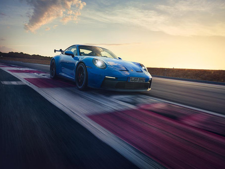 A Porsche aumenta 36% suas entregas globais no primeiro trimestre de 2021