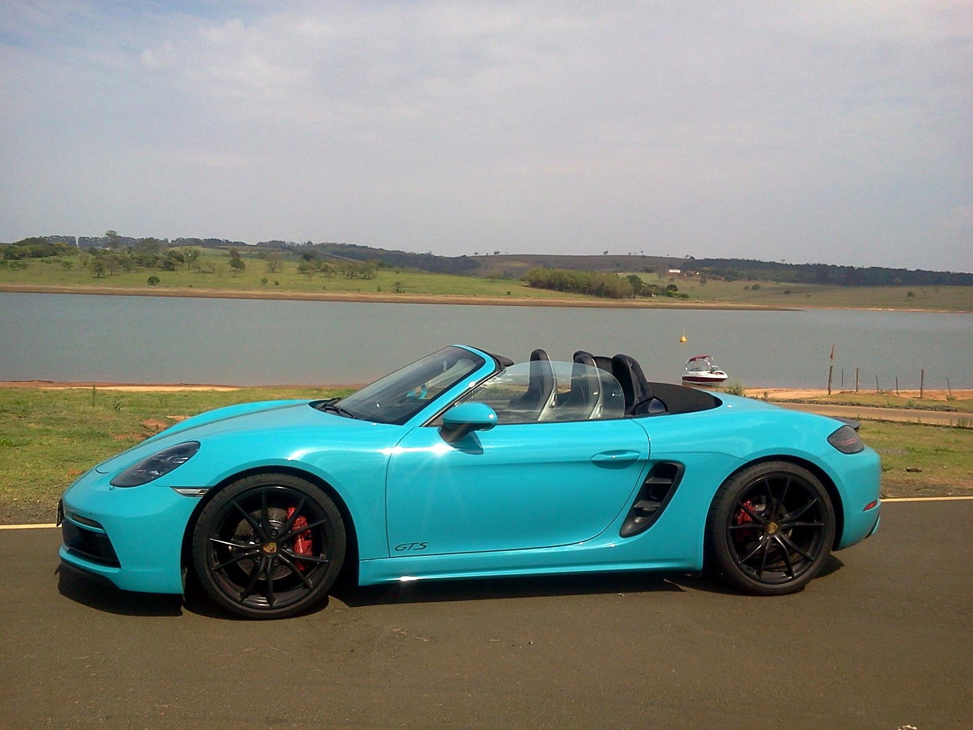 Avaliacao Porsche 718 Boxster Gts Magia E Esportividade Sem Limites
