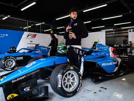 FIA F-3: Após 180 voltas, Collet encerra testes de pré-temporada em Barcelona