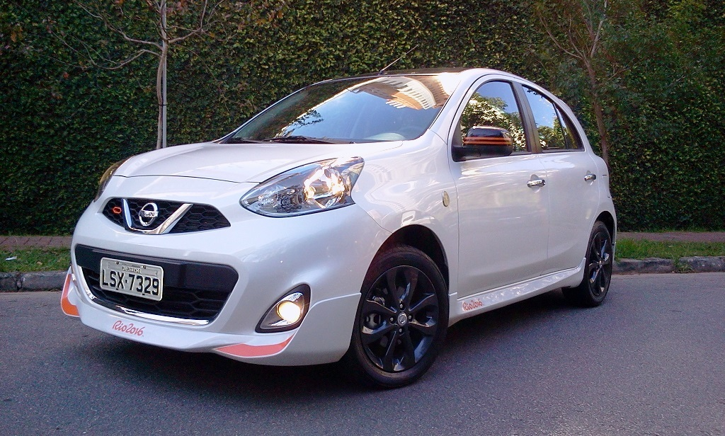 Nissan March Rio