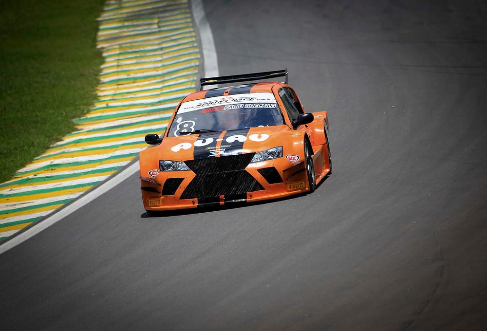 Fábio Brecálio fez uma belíssima temporada de estreia na Sprint Race