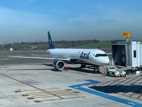 Aviação: Azul lança Wi-Fi grátis a bordo em 35 aeronaves