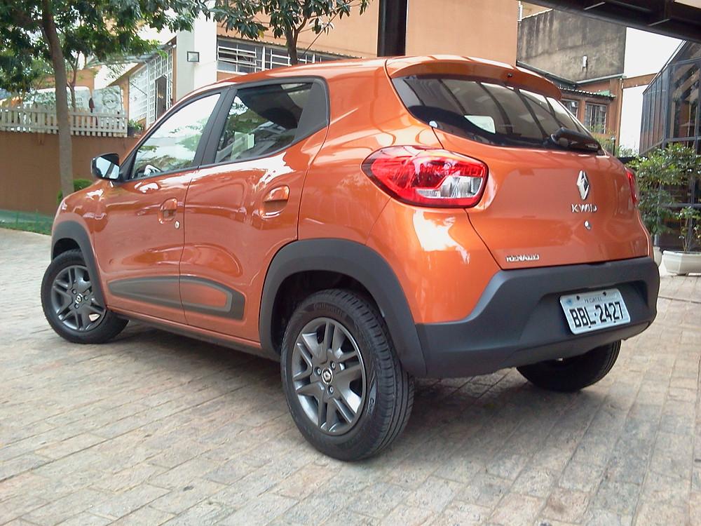 Renault acelera produção e promete entregar Kwid em menos de um mês.