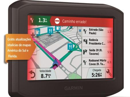 Com preço sugerido de R$ 2.499,00 Garmin lança GPS para moto com recursos em tempo real