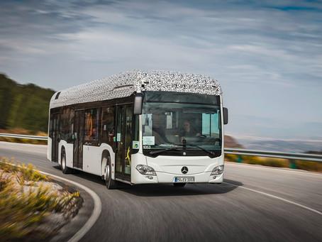 Grupo Daimler avança com veículos comerciais movidos a energia elétrica