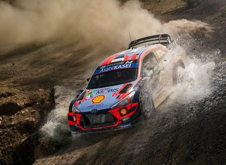 WRC de volta com rali na casa do campeão mundial, Tänak