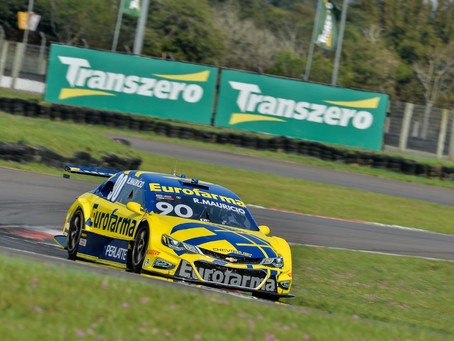 Stock Car: Ricardo Maurício confirma bom momento com pole no Velopark