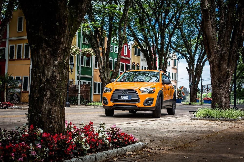 ASX Outdoor ganha versão urbana por R$ 107.990,00