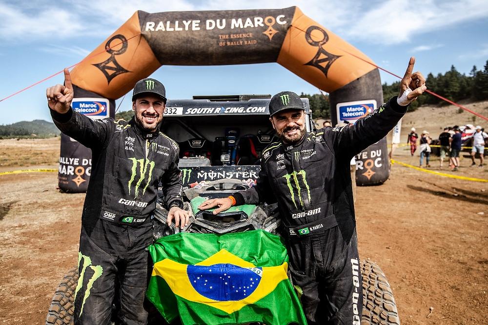 Dupla mais internacional do cross-country brasileiro, Varela e Gugelmin são favoritos no Dakar 2020
